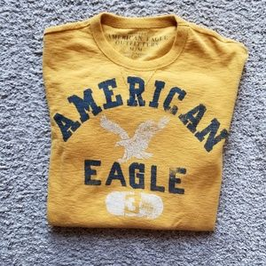 American Eagle Men's LS Shirt